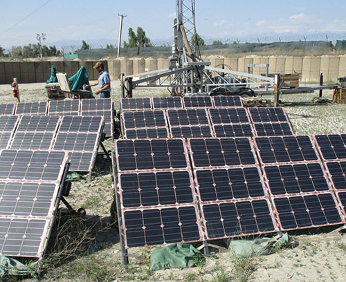 Solar Stik AES selected to power U.S. Army's PSS-G