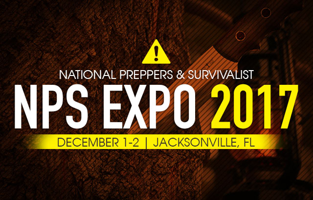 National Preppers & Survivalists EXPO 2017 Web Banner