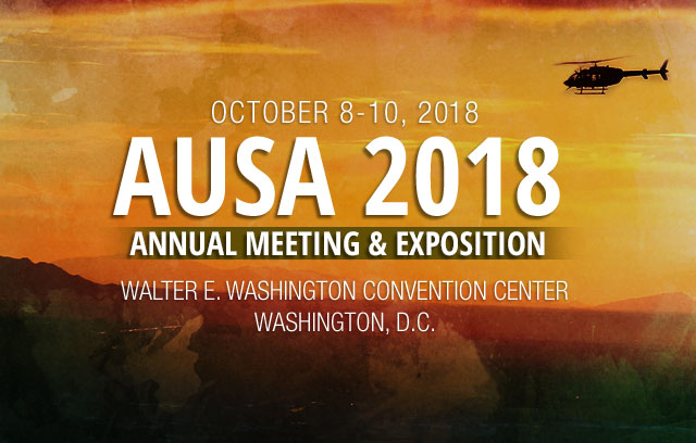 Solar Stik®, Inc. Team Members to attend AUSA 2018 Oct. 8-10